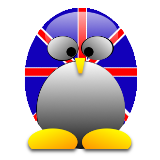 Union Flag Tux Avatar